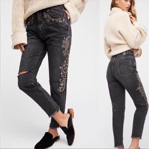 One Teaspoon Royal Rock Embroidered Legend Jeans